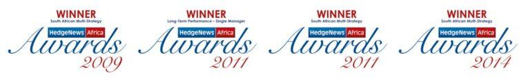 Matrix Awards 2009 to 2014